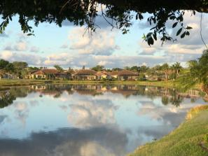 Morning in Sawgrass - View of Sawgrass