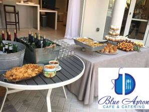 Blue Apron Catering