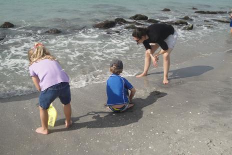 Caspersen beach. Photo credit: Beth Luberecki