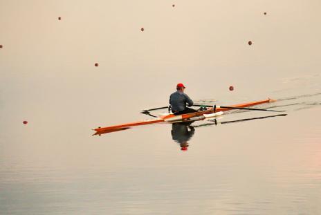 Nathan Benderson Park Rowing