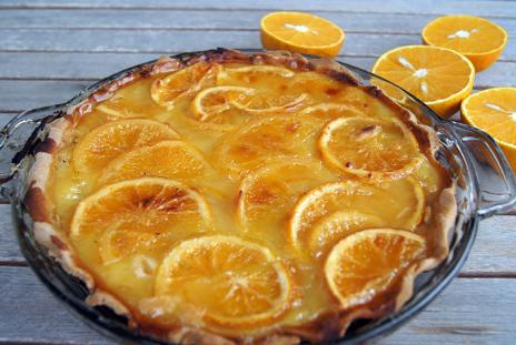 Orange Grove Pie