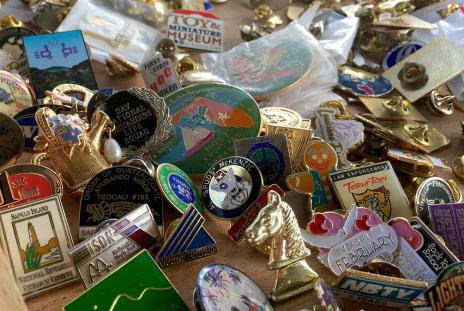 Salvage treasure in Sarasota County