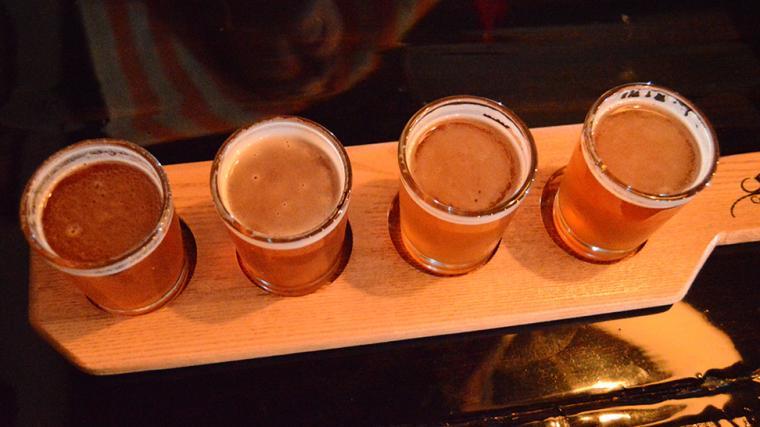 Big Top Brewing Company. Photo Credit: Eddie Kirsch