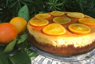 Authentic Florida Cheesecake