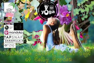 Yoga International Day