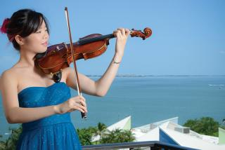 Ameila Sie. Courtesy of the Sarasota Orchestra