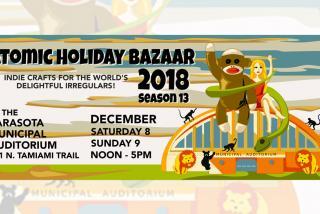 Atomic Holiday Bazaar Season 13