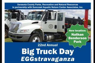 22nd Annual Big Truck Day EGGstravaganza