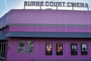Burns Court Cinema