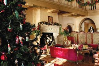 Deck The Halls at the Ca' d'Zan, (Courtesy: The Ringling)