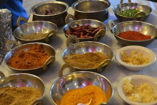 Curry Station. Photo credit: Beth Luberecki