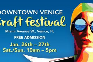 12th Annual Downtown Venice Craft Festival