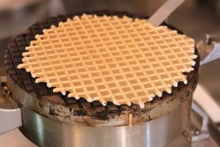 Frozen Treats in Sarasota County - Waffle Cone
