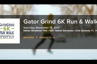 Gator Grind 6k Run/Walk - Signature Event