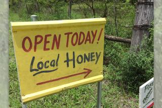 "Local Sarasota Honey. ""Eat Local Week"" is October 19-28, 2018!.  Photo by Nicole Coudal"