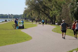 Nathan Benderson Park in Sarasota County