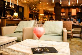 A mixed drink at Jack Dusty.  Photo credit: Loren Mayo.