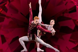 Jewels by the Royal Ballet