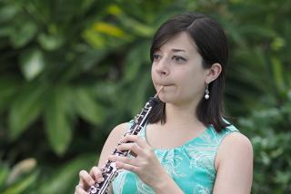 Katherine Hart. Courtesy of the Sarasota Orchestra