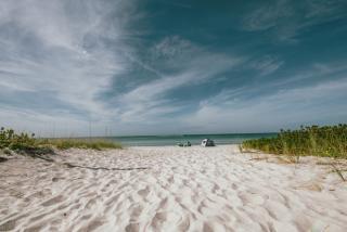Beach on Longboat Key Florida