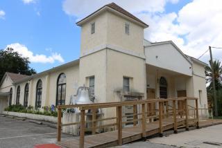 The New Bethel Missionary Baptist Church in Sarasota, Florida
