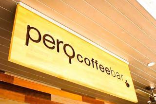 Perq Coffee Bar