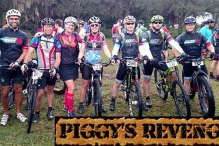 Piggy's Revenge - Off-road endurance race