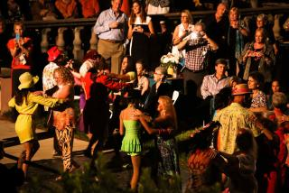 Scenes of celebration and dance from RIAF 2014. Photo by Eddie Kirsch.