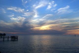 Sailing in Sarasota Bay. Photo Credit: Robin Draper.