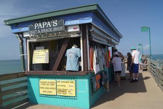 Papa's Venice Pier, Venice, Florida
