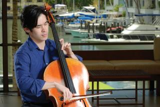 Richard Narroway. Courtesy of the Sarasota Orchestra
