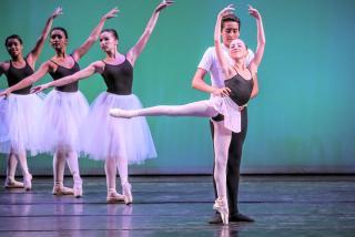 Photo by the Sarasota Cuban Ballet School (Credit Soho Images)