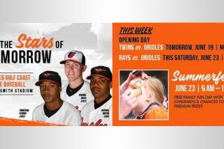 Orioles - The Stars of Tomorrow