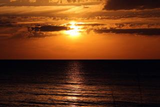 The Manasota Mystique - View at Sunset