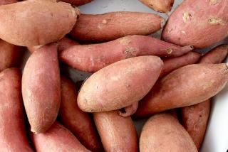 Sweet Potatoes. Photo Courtesy Nicole Coudal