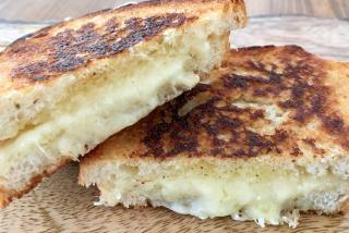 Grilled Cheese. (Photo: Nicole Coudal)