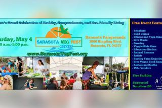 2nd annual Sarasota Veg Fest