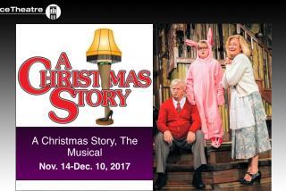 Venice Theatre - A Christmas Story - Signature Event
