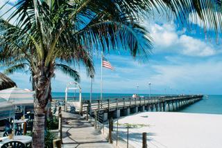 Venice Beach at Venice Florida