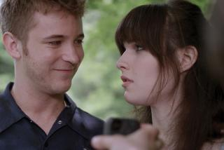 """""""Boy Meets Girl"""" - Movie still provided by The Fabulous Independent Film Festival"""
