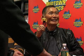 """""""To Be Takei"""" - Movie still provided by The Fabulous Independent Film Festival"""